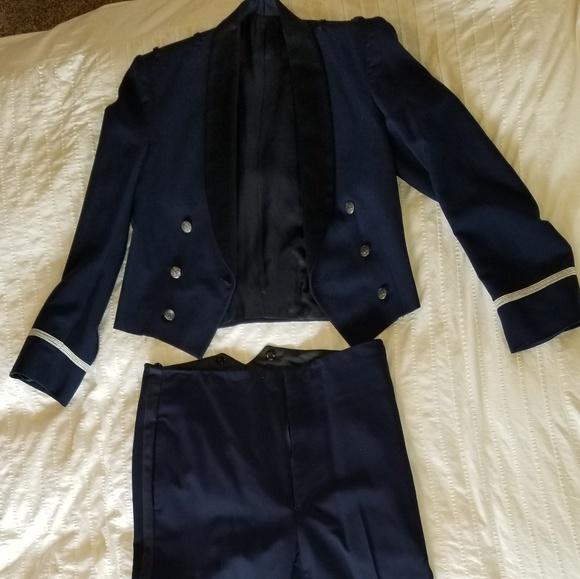 Air Force Officer Mess Dress